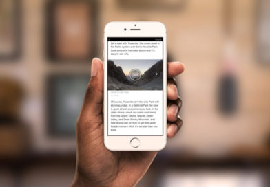 Instant Articles, do Facebook, agora suporta fotos e vídeos 360º