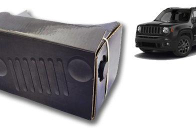 Jeep utiliza a Cardboard Brazil para treinamento interno