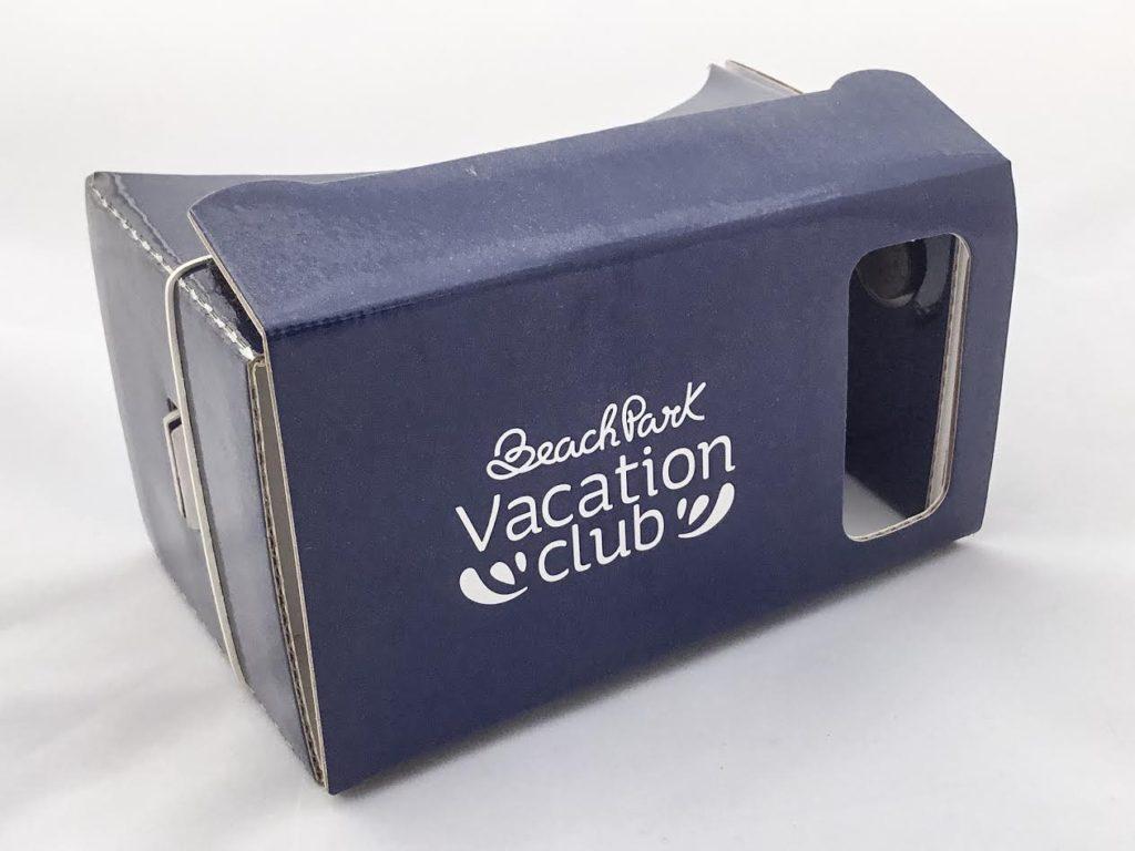 Google Cardboard Cardboard Brazil Beach Park