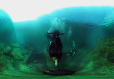 Mergulhe em belíssimas imagens 360 Graus no Rio de Janeiro